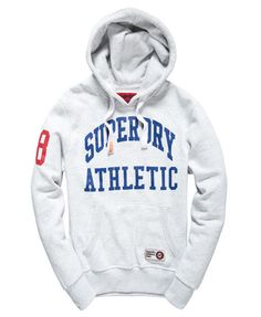 Superdry XL Angle Athletic Hoodie