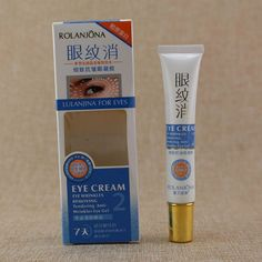 Women Eye Skin Care Eye Protein Cream Remove Dark Circle Eye Wrinkles Cream