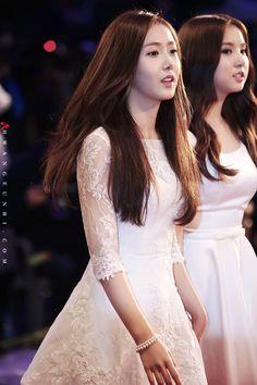 GFRIEND - SinB #신비 (Hwang EunBi #황은비) 151107