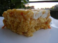 Pumpkin Carrot Swirl Cake - Recipe - 2 cups flour, 2 1/4 tsp pumpkin pie spice, 2 tsp baking powder, 1 tsp baking soda, 1/3 cup butter or margarine, softened, 1 cup granulated sugar, 1/2 cup packed brown sugar, 2 large eggs, 2 large egg whites, 2 cups pumpkin, 1 cup (about 1 large) finely shredded carrot. For the cream cheese topping: 4 ounces softened light cream cheese, 1/4 cup sugar, 1 tbsp milk... Just made this. Very good, very moist... Very Tasty :)