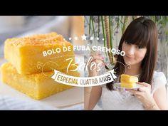 BOLO DE FUBÁ CREMOSO | 116 #ICKFD Dani Noce - YouTube