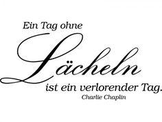 Weise Worte von Charlie Chaplin.   #MontagMorgen #Laecheln #Ekidental