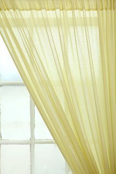 Gauze Curtain #Top10UOHome
