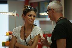 Linda Borselli, Valentino Rossi's new love affair at Mugello, today