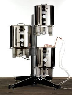 I think this is every beer lover's dream. Brew your own beer! This is a great little article. #beer