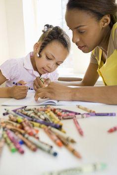 Estimular criança a desenhar