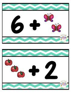 Sumo, Math For Kids, Math Classroom, France, Math Activities, Kindergarten, Teaching, Cards, Mental Calculation