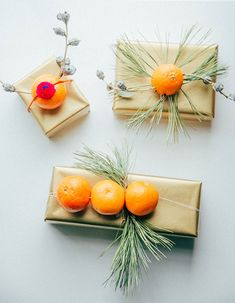 Gift wrap to induce smiles