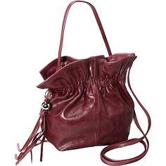 Hobo Hannah Bordeaux #handbag