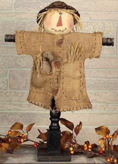 Hector Scarecrow Doll                                                                                                                                                     More