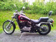 Kawasaki vz 800 vm.1998