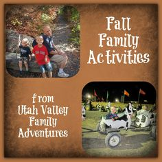 A roundup of fun activities for families in the Fall