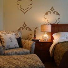 Pleasing Comfy Bedroom Chair Mi Casa Design: A Big Comfy Bedroom ...
