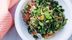 Madplan for uge 21: Ugens mandagsopskrift er paella med masser af grøntsager. Få opskriften her