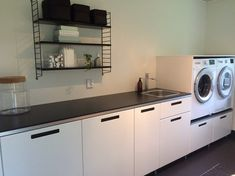 Home Appliances, Laundry Room Design, Home Decor, Bedroom Inspirations, Sink Inspiration, Farmhouse Renovation, Laundry, Laundry Sink, Bathrooms Remodel