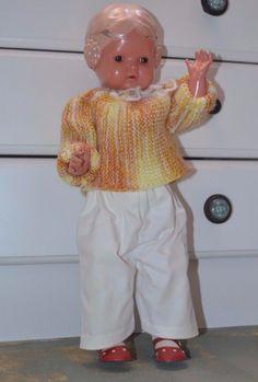 Schildkröt Puppe Mädchen, kaputt 6