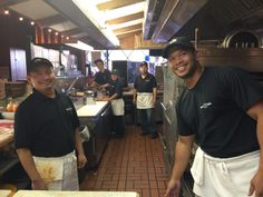 Our amazing crew at Round Table Pizza Willow Glen...getting ready for Dancin' on the Ave, 2014!