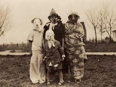 '50s America Halloween costumes