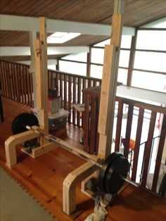 Best homemade gym equipment images gymnastics equipment diy