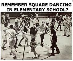 Oh yeah! Square Danc