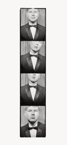 Untitled Descriptive: [photo-booth self-portrait] Andy Warhol (United States, Pennsylvania, Pittsburgh, 1928-1987) United States, 1964 Photo...
