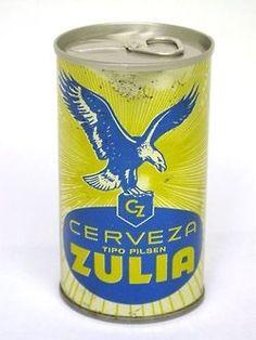 CERVEZA ZULIA 1970 - VENEZUELA