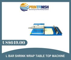 Buy akiles cardmac plus electric business card slitter detail cut l bar shrink wrap table top machine detail shrink wrapper l bar table reheart Gallery