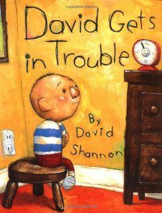 David Gets In Trouble by David Shannon http://www.amazon.com/dp/0439050227/ref=cm_sw_r_pi_dp_B77Dvb1XAMG73