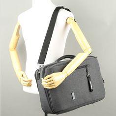 3 Way Backpack Business Laptop Bag for Men LEFTFIELD 683 (13)