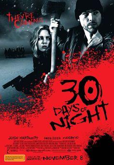 30 DAYS OF NIGHT [2007]DvDrip[Hindi]