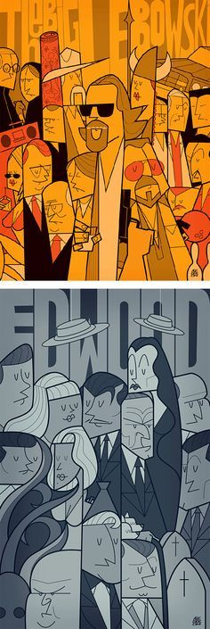 Illustrations by Ale Giorgini This is Art, not Mine nor yours, but It deserves to be seen...by everyone...Share it...