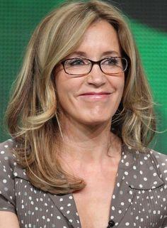 My Favorite Glasses That Aren't Black: Felicity Huffman