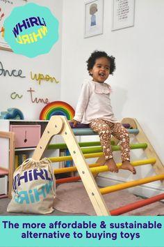 Toy Storage Solutions, Storage Ideas, Pregnancy Development, Buy Toys, Diy Cardboard, Toy Organization, Bedroom Storage, Baby Room, Raising