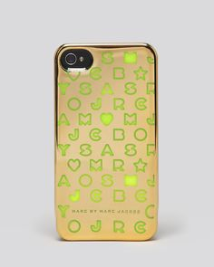 MARC BY MARC JACOBS iPhone 5 Case - Stardust Metallic | Bloomingdale's
