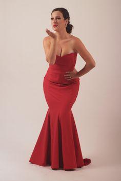 Julia Bobbin - Lady Danger Dress - The Vogue Mashup