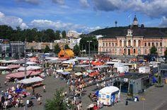Kuopio market square Finland, Dolores Park, Marketing, Travel, Viajes, Trips, Traveling, Tourism, Vacations