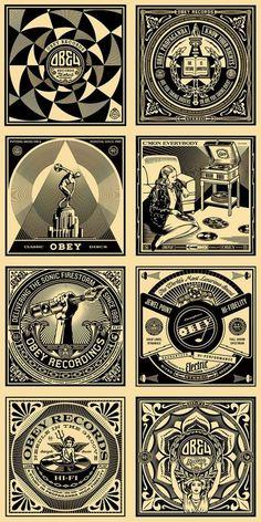 Shepard Fairey - OBEY the giant Cosa ne pensate dei messaggi espliciti che sono contenuti?