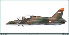 BAe Hawk Mk 53 Indonezyjskie Siły Powietrzne (1980)