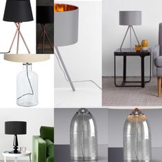 The right lamps can last many styles over the years. The trick is the base. A solid base that doesn't date, can be updated with a new shade as trends change. Lamps, Base, Living Room, Lighting, Home Decor, Style, Lightbulbs, Swag, Decoration Home