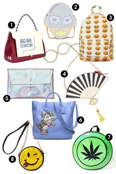 This spring, make a statement with bright accessories. Shop these 8 pastel bags and 8 other purse trends this season.