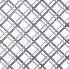 Grey and Black on White Manila Hemp Mad For Plaid - Grey and Black on White Manila Hemp a Prints 6006 - Phillip Jeffries