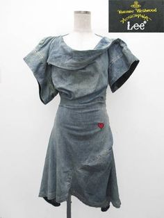 [USED] ANGLOMANIAxLeeANNOUCEMENTDRESSVivienneWestwood (Vivienne Westwood Vivian) [pre-owned]