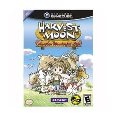 Harvest Moon: Another Wonderful Life  for Gamecube