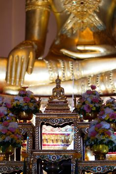 Wat Phra Mongkhon Bophit (der Kleine)