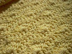 Blooming Patterns: Fan-ciful Towel