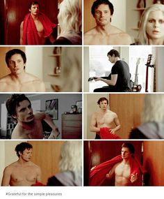 Delicious Bradley James as Lowell Tracey in CW's iZombie <3