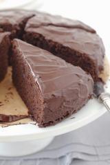 Lumumba-Kuchen (Schokoladenkuchen)