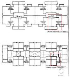 Appartamento Faidello Parco dei Daini Mansarda Tre Vani Mq 62