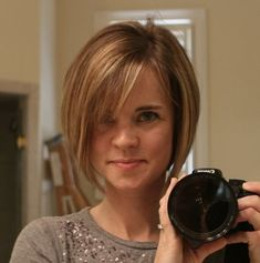 Modified Wedge Haircut | stacked wedge haircut - group picture, image by tag - keywordpictures ...