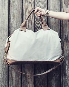 Bev Travel Bag at Satchel